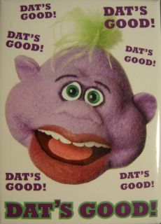 Jeff Dunham Peanut DATs Good Fridge Magnet New