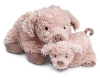 Jellycat Truffle Pig Large Stuffed Animal New Plush
