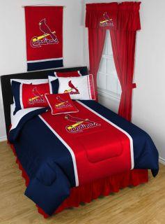 St Louis Cardinals Twin Full Queen Comforter Bed Sets