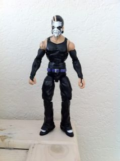 Hello,Mattel elite Jeff Hardy. Paint run on the arms may occur if