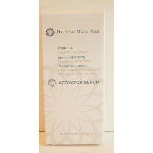 Dr Jean Marc Pere Facial Firming Serum Peptides Ceramides Anti Lines