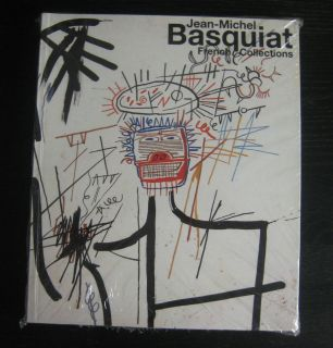 NEW Jean Michel Basquiat French Collections Neo expressionist