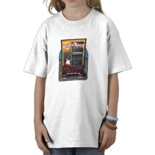 Rock Band Guitar Truck T shirt