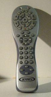Jensen Universal 4 Remote Control JR400