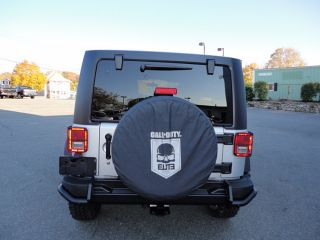 1997 2012 Jeep Wrangler Call of Duty MW3 Elite Cod Spare Tire Cover
