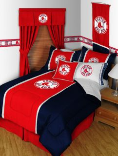 Boston Red Sox Bedroom Decor More Items MVP