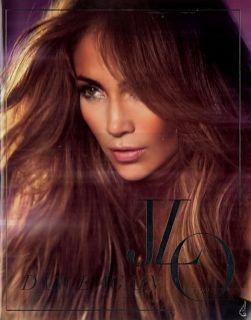 Jennifer Lopez 2012 Dance Again Tour Concert Program Book