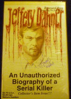 Jeffrey Dahmer: An Unauthorized Biography Of A Serial Killer(1992)GEIN
