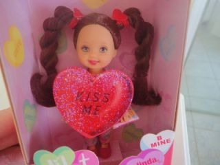 Target EXCLUSIVE Belinda Lil Heart Doll Friend of Kelly MIB 2002 Cute
