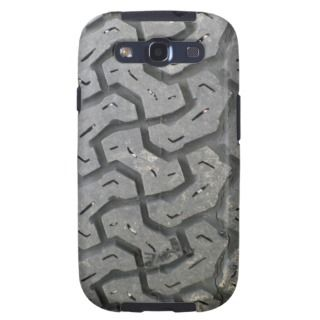 Truck Tire Samsung Galaxy S3 Covers
