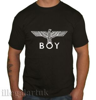 Boy London T Shirt Top Rihanna Jessie J Retro Fashion Good Quality