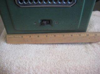Vintage Electric Heater Art Deco Heater Arvin Electric Heater