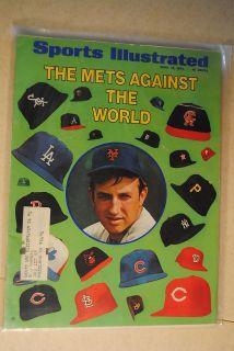 1970 Sports Illustrated New York Mets Jerry Koosman