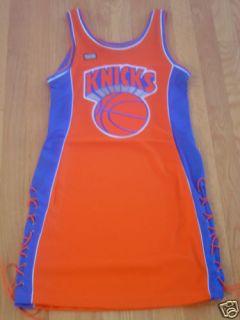 New York Knicks Jersey Shirt Dress NBA XL x Large