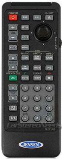 New Jensen Wireless Car Remote Control VM9512HD VM9512