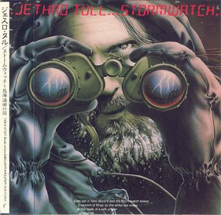 Jethro Tull Stormwatch Mini LP CD OBI