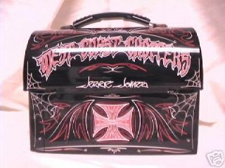 Jesse James Lunchbox by Mac Tools West Coast Chopper