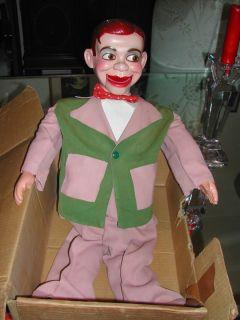 Paul Winchells Jerry Mahoney Ventriloquist Dummy Doll w Box