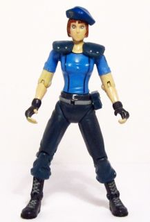Resident Evil JILL VALENTINE Action Figure biohazard Capcom Toy Biz