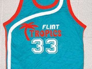 Name Semi Pro Movie Flint Tropics Jackie Moon Jersey Green Any Name