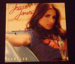 Jessie James Self Titled 6trk SEALED Sampler