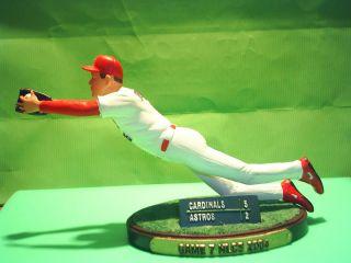 St Louis Cardinals 2004 Jim Edmonds Figurine