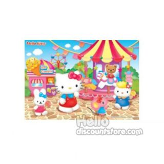 Sanrio Hello Kitty Jigsaw Puzzle 60pc
