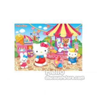 Sanrio Hello Kitty Jigsaw Puzzle 60pc