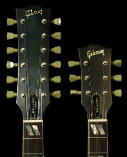 2007 Gibson Custom Jimmy Page Double Neck Signed Cherry