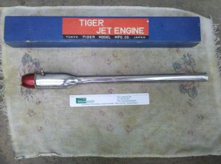 Tiger Jet Engine Pulse Jet Model Airplane Engine Gasoline Powered
