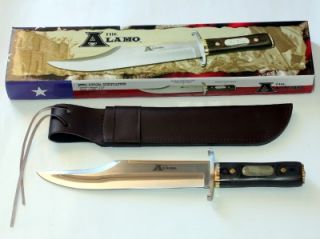 Texas Battle Richard Widmark JIM BOWIE KNIFE MOVIE REPLICA 17 1/2 New