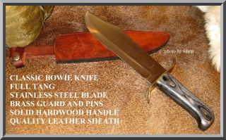 CLASSIC STYLE JIM BOWIE KNIFE