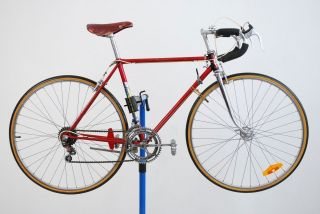 Vintage 1974 Jeunet French 10 Speed Road Bicycle Bike Simplex Mafac