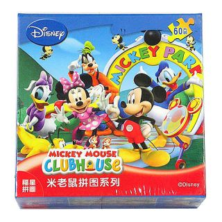 Childrens Jigsaw Puzzles Disney Mickey Mouse Minnie & Friends Party