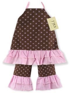 Sweet JoJo Designs Pink Baby Clothes Girl Children Kid Outfit Clothing