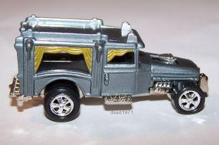 Dark Shadows Vampire Van Hot Rod Hearse w Coffin Mint