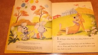 GOLDEN BOOK Hanna Barbera PIXIE AND DIXIE AND MR JINKS #275 1961 Syd
