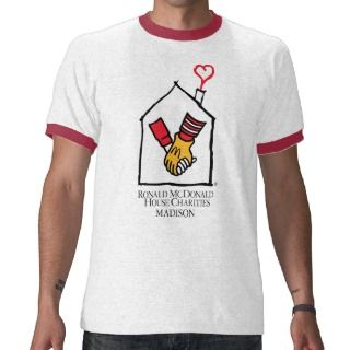 Ronald McDonald Hands Shirt