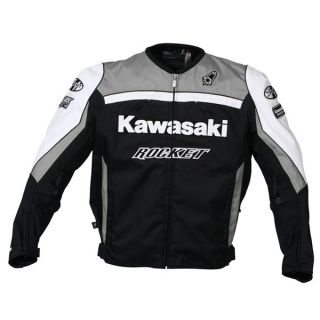 Joe Rocket Kawasaki Replica Supersport Jacket   2009