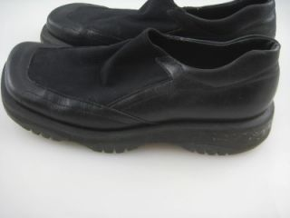 Jo Ghost Italy Black Slip on Shoes 41 42 EU 8 5 US