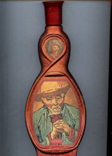 Beams Choice Jim Beam Old Peasant Van Gogh Whiskey Decanter