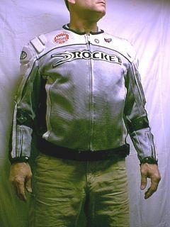 Joe Rocket Motorcycle Racing Jacket Size x Large