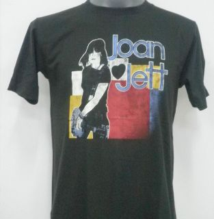 Joan Jett Bad Reputation Rock T Shirt Size Large
