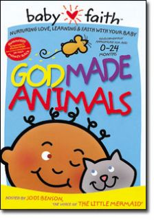 New Baby Faith 5 DVD Set God Made Me Animals Families Music Christmas