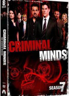 CRIMINAL MINDS THE SEVENTH SEASON (DVD, 2012, 6 DISC SET) BRAND NEW