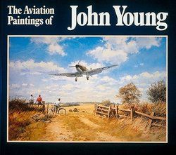 The Aviation Paintings of John Young HBDJ Aviation Art