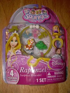 MOC Disney Princess Tangled RAPUNZEL Surprize Bracelet w Flynn Rider