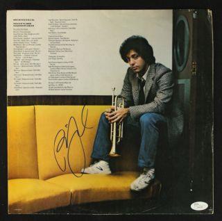 Billy Joel Signed 52nd Street Album Cover JSA COA Autograph Auto