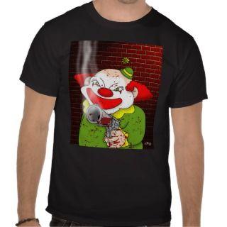 Killer Clown T Shirt