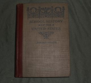School History of The United States John Bach McMaster